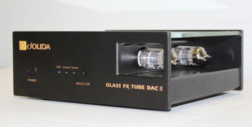 Jolida Glass FX DAC