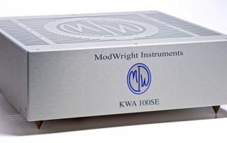 ModWright KWA 100SE Power Amplifier