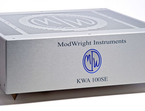 ModWright LS100 and KWA100SE Review