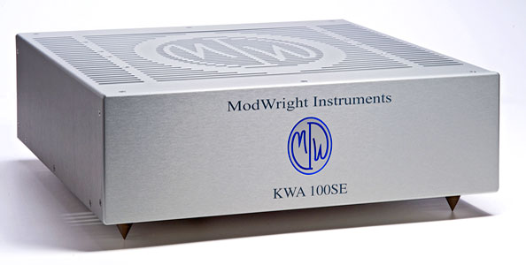 ModWright KWA 100SE Power Amplifier