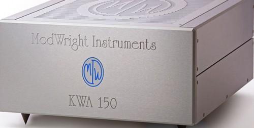 ModWright KWA 150 Signature Edition Amplifier