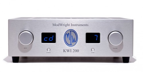 ModWright KWI 200 Integrated Amplifier