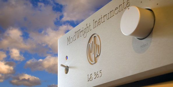 ModWright LS 36.5 Pre Amplifier