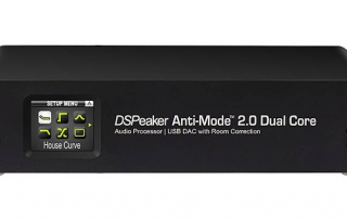 DSPeaker Antimode 2.0 room correction