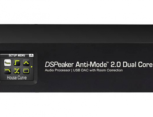 DSPeaker Anti-Mode Dual Core Product Review