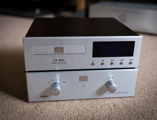 Audio Note UK Zero Range