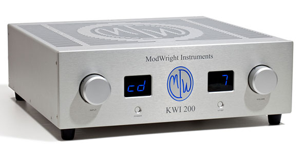 ModWright KWI-200 Integrated Amplifier Review