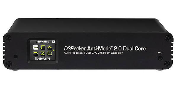 DSPeaker Antimode 2.0 room correction