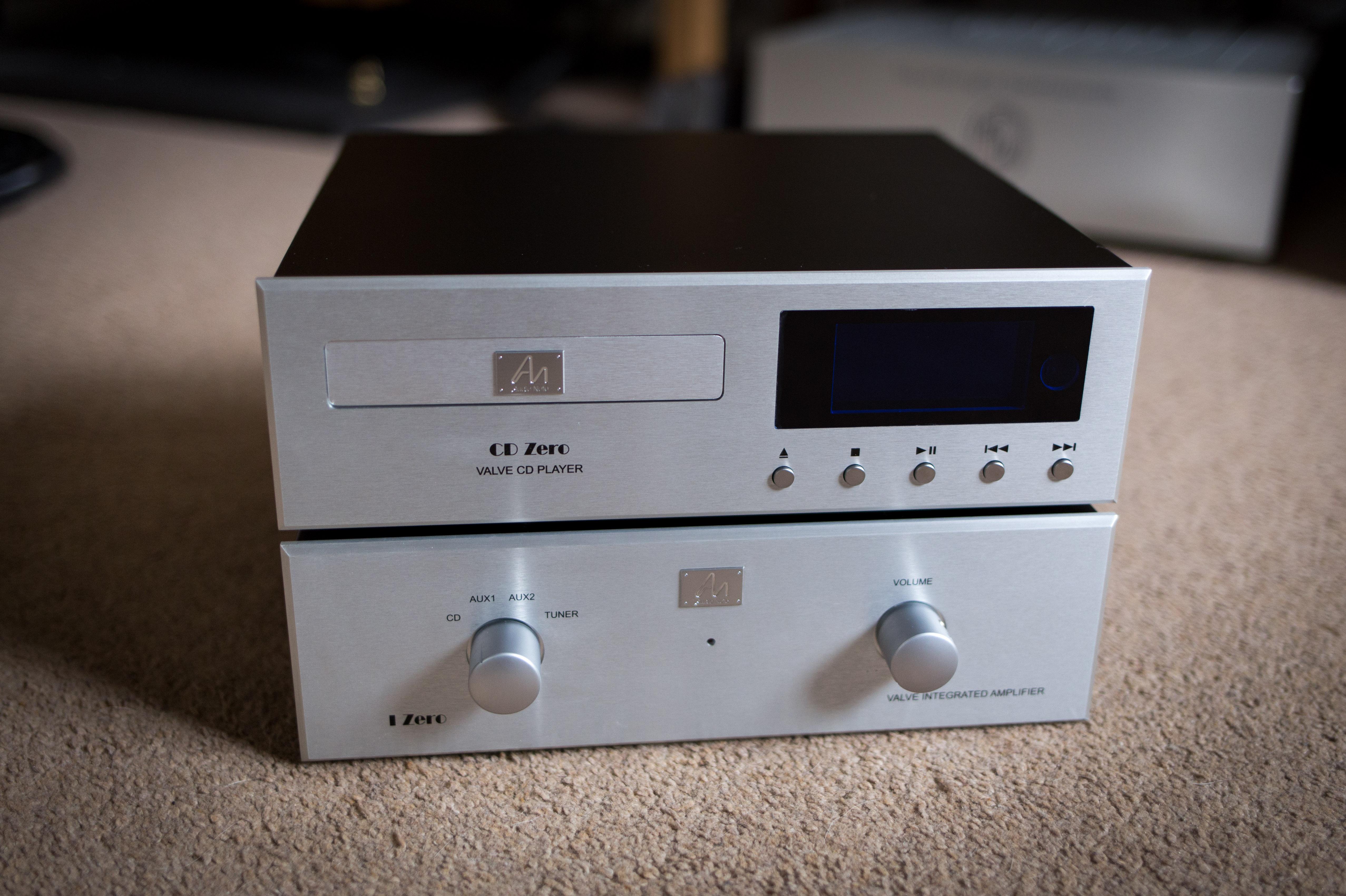 Audio Note UK Zero Range