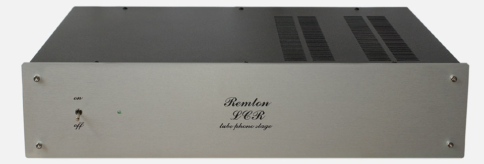 Remton LCR Phono Stage Review